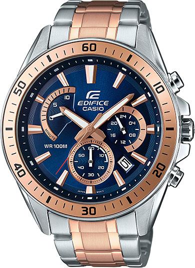 Мужские часы Casio EFR-552SG-2A samsung rs 552 nruasl