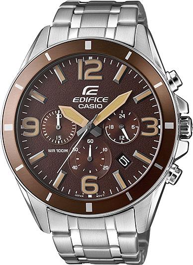 Мужские часы Casio EFR-553D-5B efr 553d 1b