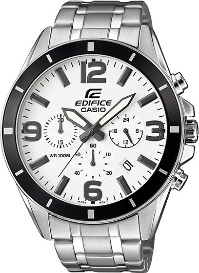 Мужские часы Casio EFR-553D-7B efr 553d 1b