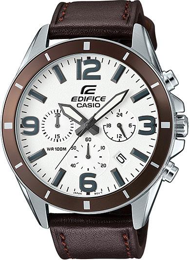 Мужские часы Casio EFR-553L-7B casio efr 553d 7b