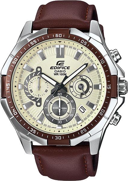 Мужские часы Casio EFR-554L-7A casio sheen multi hand shn 3013d 7a