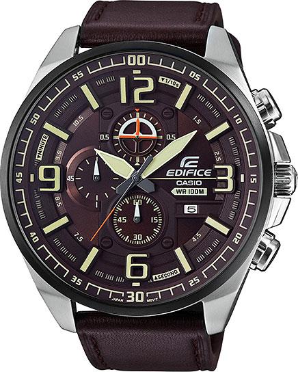 casio efr 510l 5a Мужские часы Casio EFR-555BL-5A