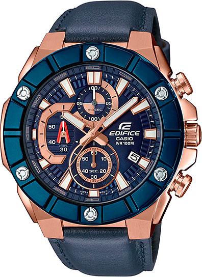 Мужские часы Casio EFR-569BL-2AVUEF
