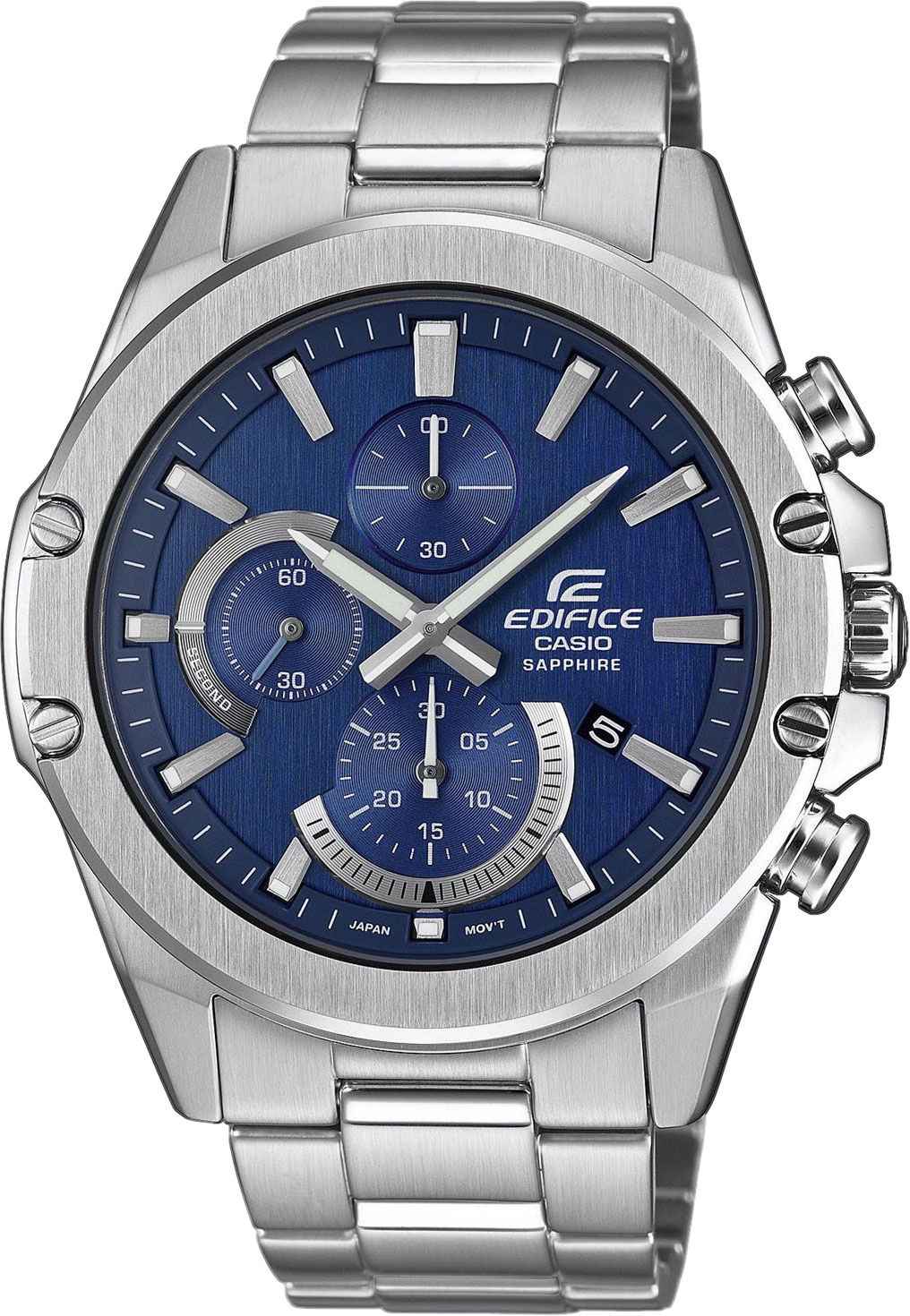 цена Мужские часы Casio EFR-S567D-2AVUEF онлайн в 2017 году