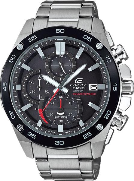 Мужские часы Casio EFS-S500DB-1A casio efs s500db 1a