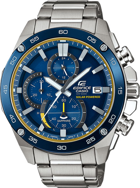 Мужские часы Casio EFS-S500DB-2A casio efs s500db 1a