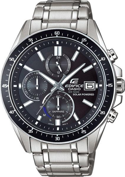 где купить Мужские часы Casio EFS-S510D-1A дешево