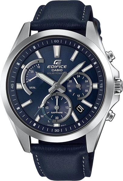 цена Мужские часы Casio EFS-S530L-2A онлайн в 2017 году