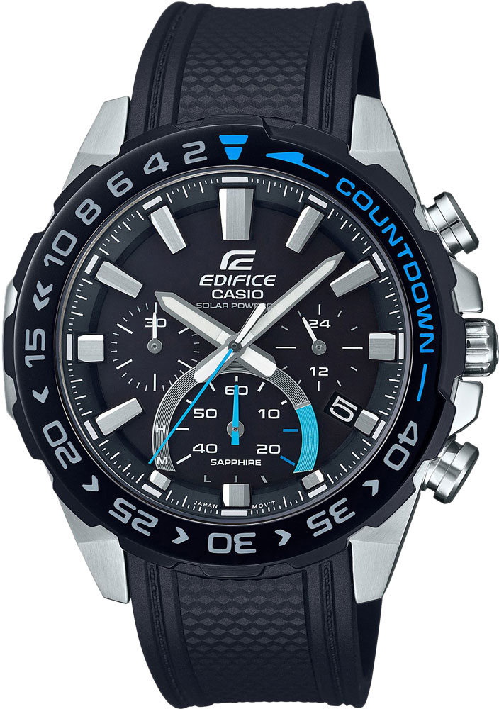 цена Мужские часы Casio EFS-S550PB-1AVUEF онлайн в 2017 году