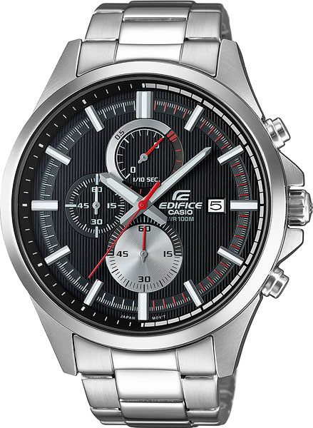Мужские часы Casio EFV-520D-1A casio edifice efv 520d 1a