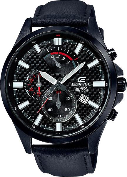 Мужские часы Casio EFV-530BL-1A цена в Москве и Питере