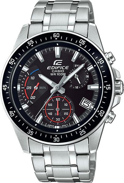Мужские часы Casio EFV-540D-1A casio efv 540d 1a9
