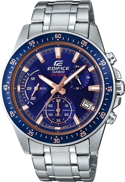 Мужские часы Casio EFV-540D-2A casio efv 500gl 2a