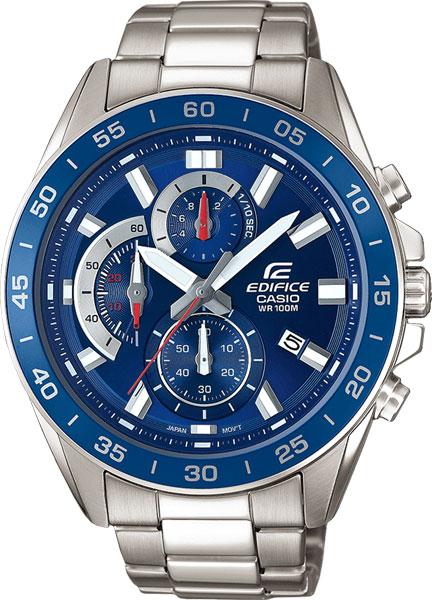 Мужские часы Casio EFV-550D-2A casio efv 500gl 2a