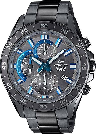 цена Мужские часы Casio EFV-550GY-8A онлайн в 2017 году