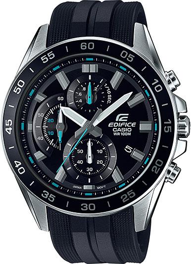 Мужские часы Casio EFV-550P-1A цена в Москве и Питере
