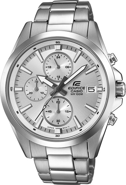 Мужские часы Casio EFV-560D-7A casio efv 540l 7a