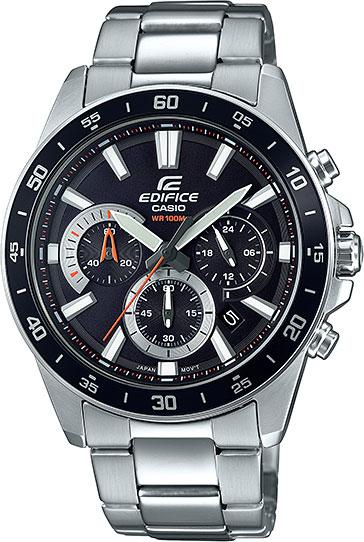 Мужские часы Casio EFV-570D-1A цена в Москве и Питере