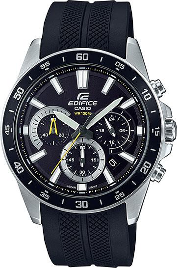 Мужские часы Casio EFV-570P-1A casio efv 500db 1a