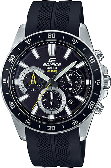 Мужские часы Casio EFV-570P-1A casio efv 520d 1a