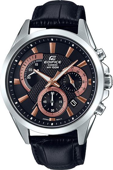 Мужские часы Casio EFV-580L-1A цена в Москве и Питере