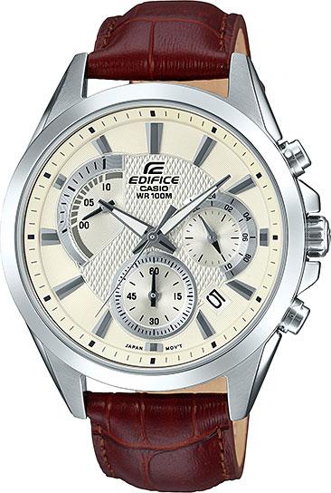 Мужские часы Casio EFV-580L-7A casio efv 540l 7a