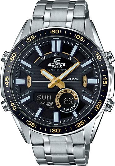 Мужские часы Casio EFV-C100D-1B цена