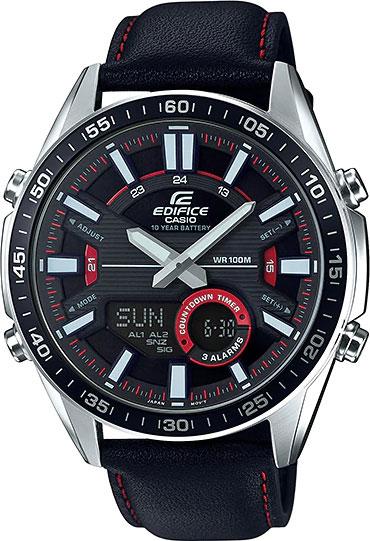 Мужские часы Casio EFV-C100L-1A цена и фото