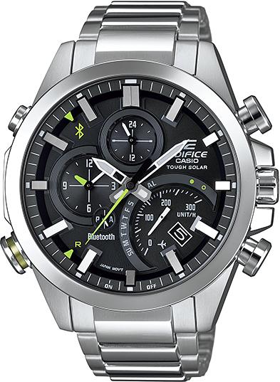 Мужские часы Casio EQB-500D-1A casio casio edifice eqb 500d 1a eqb 500d 1aer оригинальные наручные часы