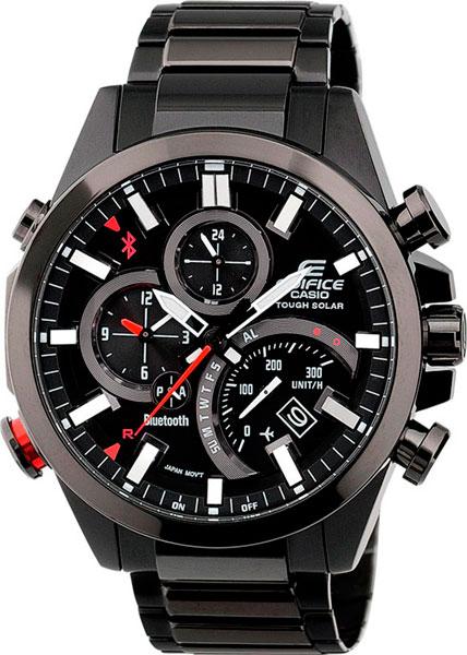 Мужские часы Casio EQB-500DC-1A цена и фото