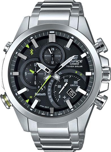 Мужские часы Casio EQB-501D-1A casio оригинальные наручные часы casio eqb 500dc 1a мужские