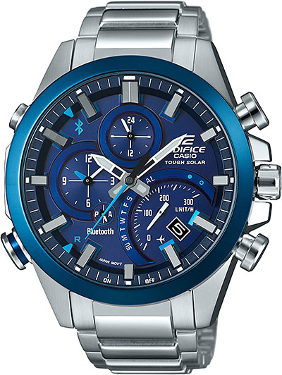 Мужские часы Casio EQB-501DB-2A