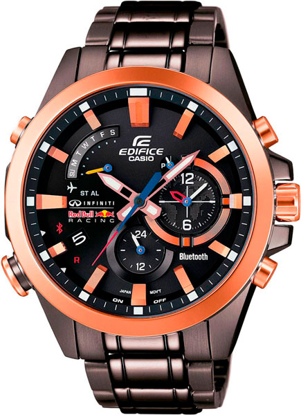 Мужские часы Casio EQB-510RBM-1A мужские часы casio eqb 510rbm 1a