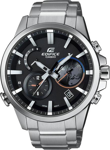 Мужские часы Casio EQB-600D-1A цена 2017