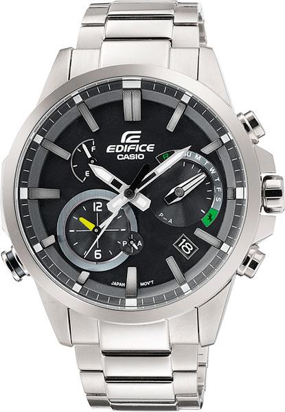 Мужские часы Casio EQB-700D-1A casio оригинальные наручные часы casio eqb 500dc 1a мужские