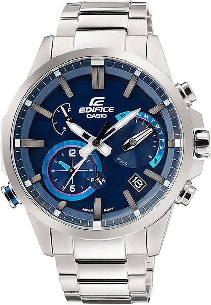 Мужские часы Casio EQB-700D-2A 1a1 flat shape diamond coated abrasive wheel grinding disc for tungsten carbide tools d100 hole 20mm grit 80 600 e006