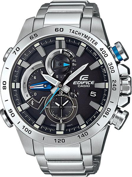 Мужские часы Casio EQB-800D-1A цена 2017