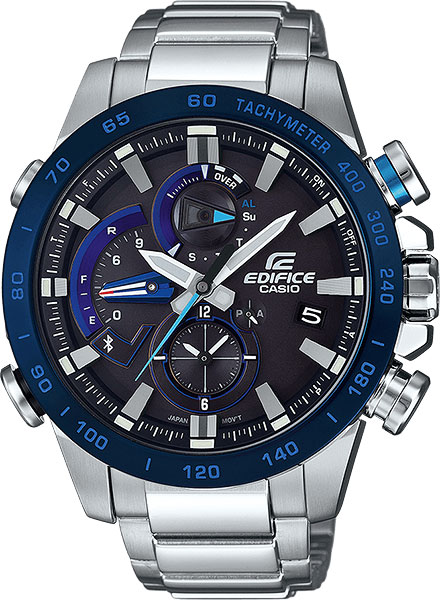 Мужские часы Casio EQB-800DB-1A casio edifice eqb 600d 1a