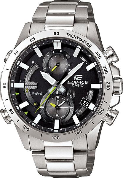 Мужские часы Casio EQB-900D-1A casio оригинальные наручные часы casio eqb 500dc 1a мужские