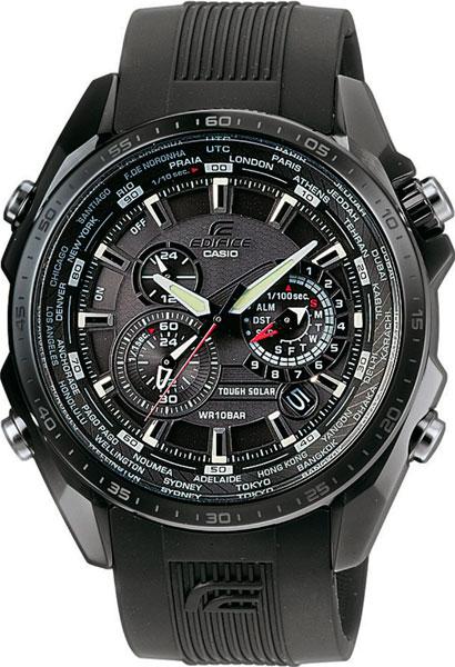 Мужские часы Casio EQS-500C-1A1