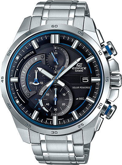 Мужские часы Casio EQS-600D-1A2 casio edifice eqs 600d 1a2