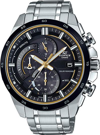 Мужские часы Casio EQS-600DB-1A9 мужские часы casio eqs a500db 1a