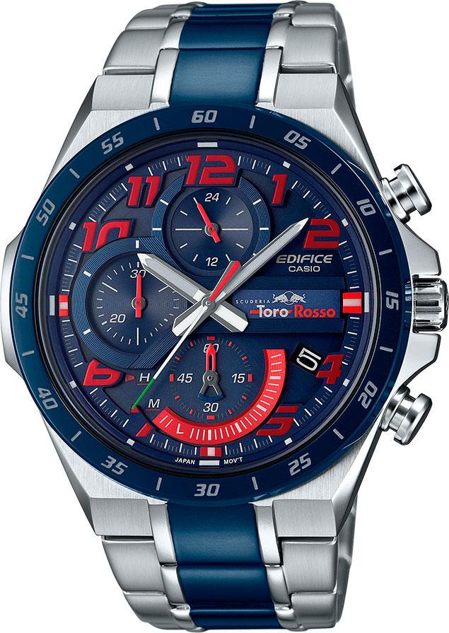 Мужские часы Casio EQS-920TR-2AER casio eqs a1000rb 1a