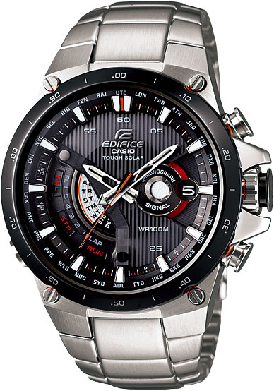 Мужские часы Casio EQS-A1000DB-1A casio eqs a1000rb 1a