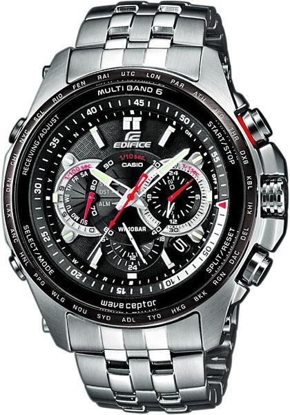Мужские часы Casio EQW-M710DB-1A1 casio eqw m710db 1a1