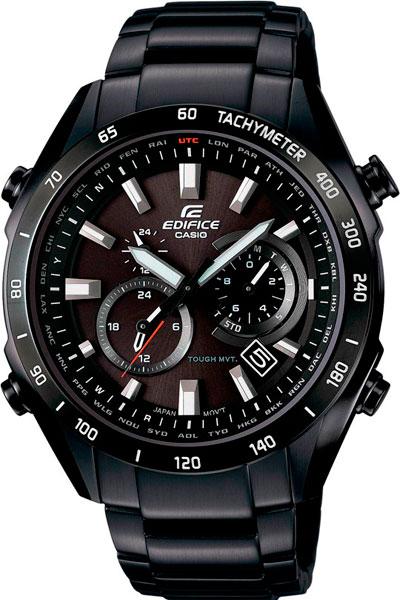 цена Мужские часы Casio EQW-T620DC-1A онлайн в 2017 году