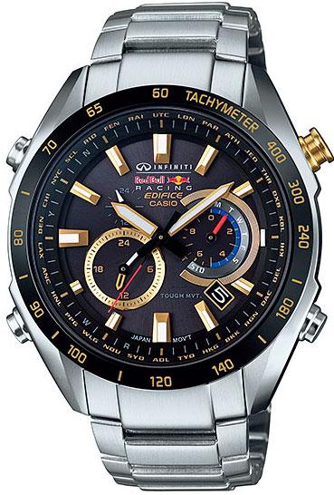цена Мужские часы Casio EQW-T620RB-1A онлайн в 2017 году