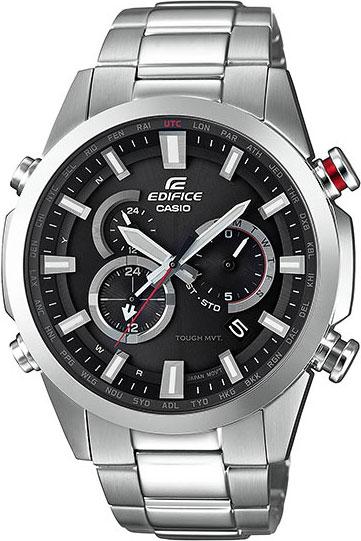 цена Мужские часы Casio EQW-T640D-1A онлайн в 2017 году