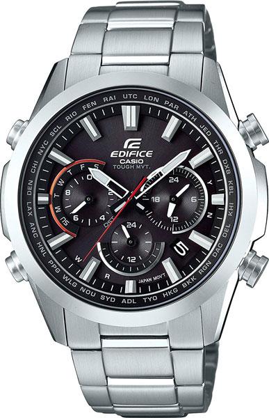 Мужские часы Casio EQW-T650D-1A casio eqw t650d 1a