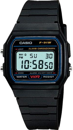 Часы Casio — функции и технологии